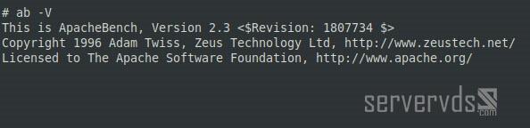 نصب Apache Benchmark در Ubuntu